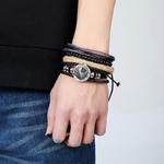 Bracelet-en-cuir-NIUYITID-Vintage-pour-hommes-cartes-jouer-charme-multicouche-tress-femmes-Pulseira-Masculina-bijoux