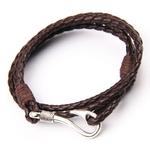 NIUYITID-41-cm-PU-Bracelet-en-cuir-pour-hommes-femmes-mode-Bracelet-charme-Bracelet-pour-hommes