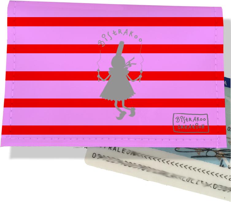 Porte-carte d\'identité pour femme 1694