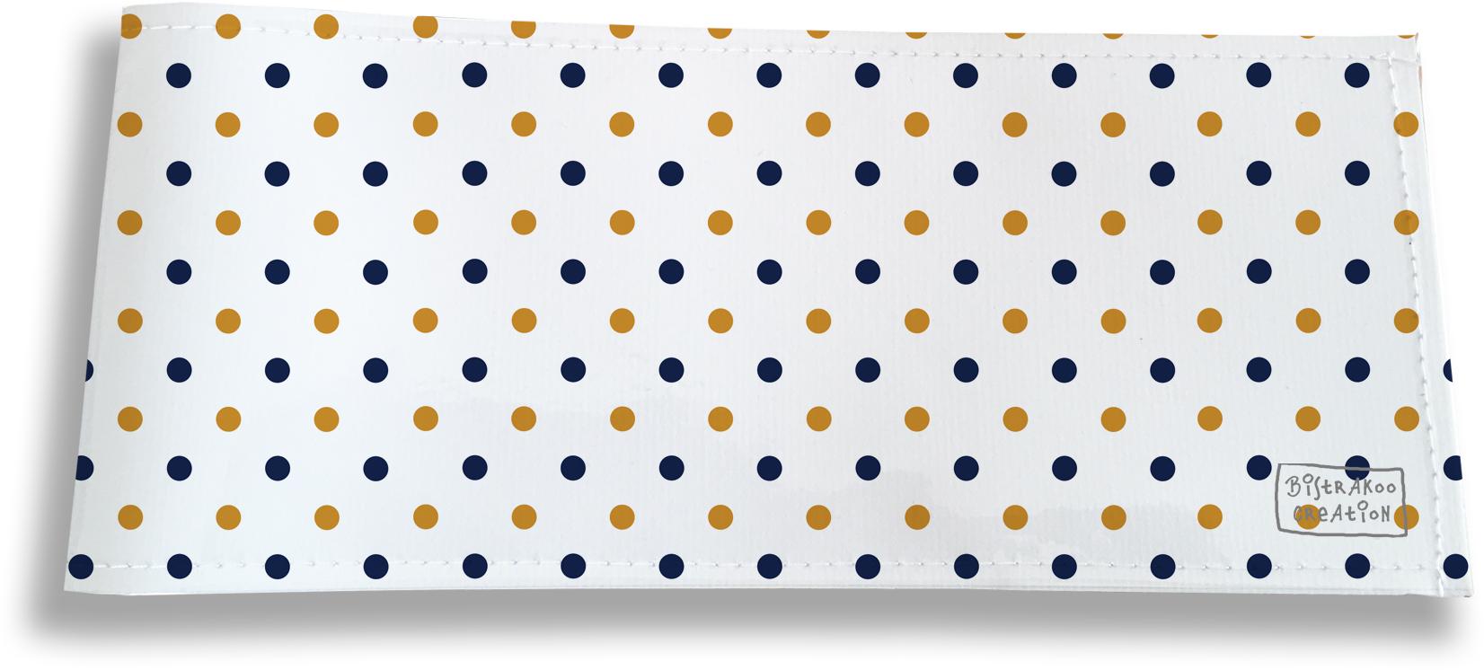 Porte-chéquier long horizontal pour homme 2105-2015