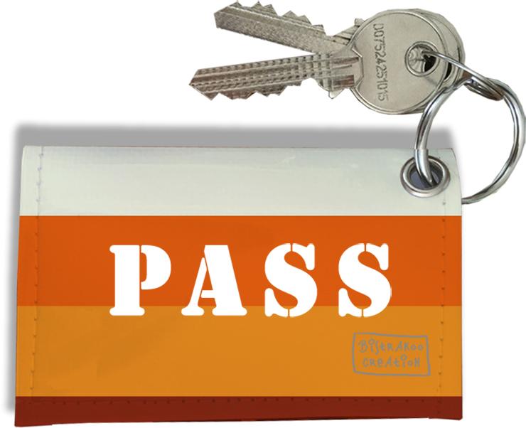 Porte-clés carte pass Navigo, Etui porte-clés carte pass Navigo Réf. 941