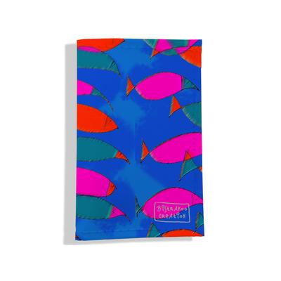 Porte-papiers de voiture Banc de poissons