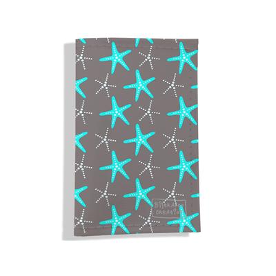 Porte carte grise pour femme Etoiles de mer