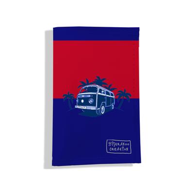Porte carte grise pour femme Van California
