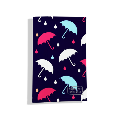 Porte-papiers de voiture Rainy day parapluie multicolore 3273-2017