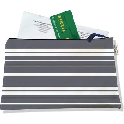 Porte ordonnances zippé pour homme matelas vintage 653