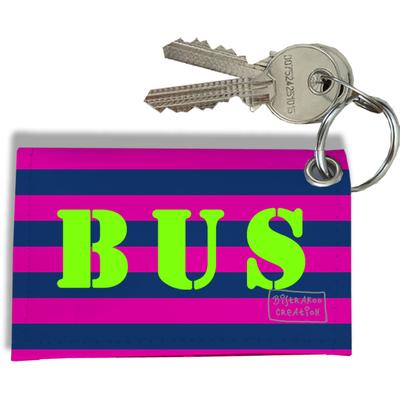 Porte-clés Carte de Bus, Etui Porte-clés Carte de Bus & Pass Navigo réf. 929
