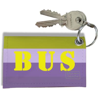 Porte-clés carte de Bus, Etui porte-clés carte de Bus Réf. 932