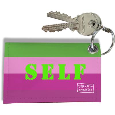 Porte-clés Carte de Self, Etui Porte-clés Carte de Self Réf. 934