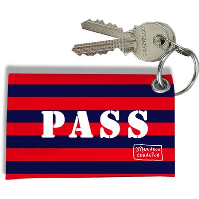 Porte-clés Carte Pass Navigo, Etui Porte-clés Carte Pass Navigo Réf. 943