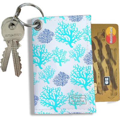 Porte-clés Pratique pour Cartes & Photos Femme (4005)