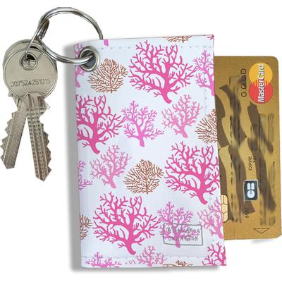 Porte-clés Pratique pour Cartes & Photos Femme (4006)