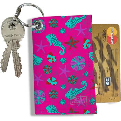 Porte-clés Pratique pour Cartes & Photos Femme (4011)