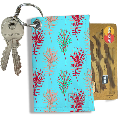 Porte-clés Pratique pour Cartes & Photos Femme (4034)