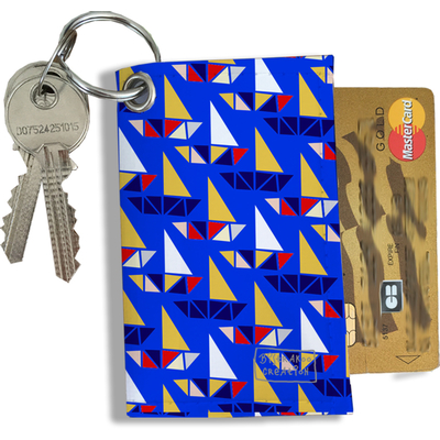 Porte-clés Pratique pour Cartes & Photos Femme (4037)