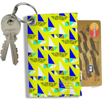 Porte-clés Pratique pour Cartes & Photos Femme (4038)