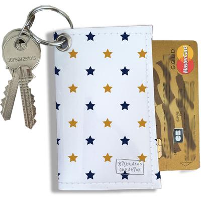 Porte-clés Pratique pour Cartes & Photos Homme, Etui Porte-clés et Cartes (2101)