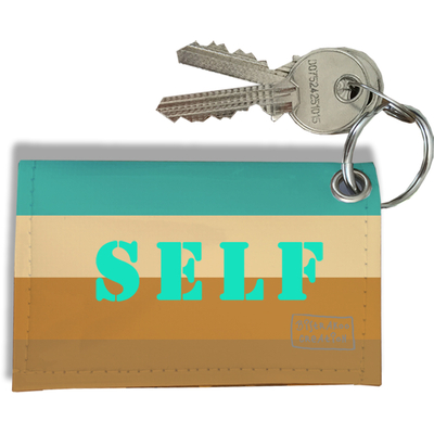 Porte-clés Carte de Self, Etui Porte-clés Carte de Self Réf. 933