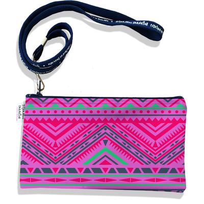 Pochette smartphone 5 & 6 pouces femme Aztec multicolore 2514