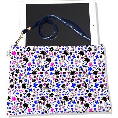 Housse pour tablette Petites fleurs multicolores 2019
