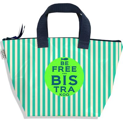 Sac à main zippé pour fille Be Free vert 2338-2016