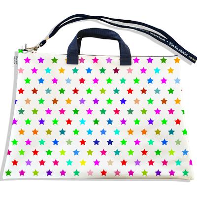 Sacoche ordinateur portable 11 & 13 pouces étoiles multicolores 2003-2015