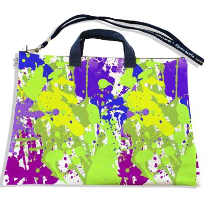Sacoche ordinateur portable 11 & 13 pouces Peinture multicolore 2565