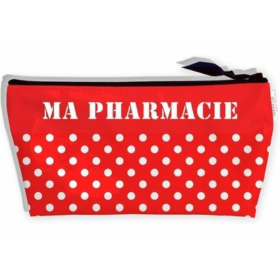 Trousse à pharmacie de voyage, Trousse de Premiers Secours Trousse de rangement Ma Pharmacie, Trousse d'urgence (Pas D'ACCESSOIRES Inclus) T9002
