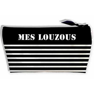Trousse à pharmacie de voyage, Trousse de rangement Mes Louzous, Trousse de premiers secours, Trousse d'urgence (Pas D'ACCESSOIRES Inclus) T9026