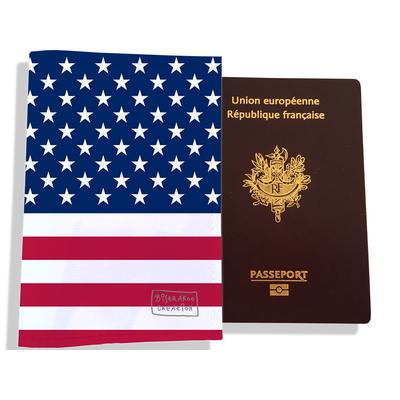 Protège passeport Drapeau PP1782-2019