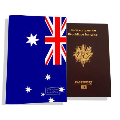 Protège passeport Drapeau PP1787-2019