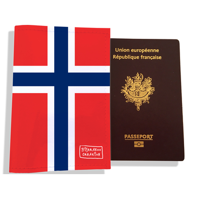 Protège passeport Drapeau PP1788-2019