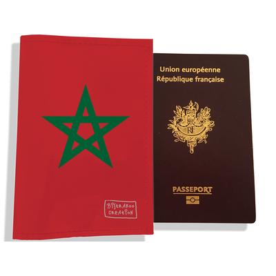 Protège passeport Drapeau PP1792-2019