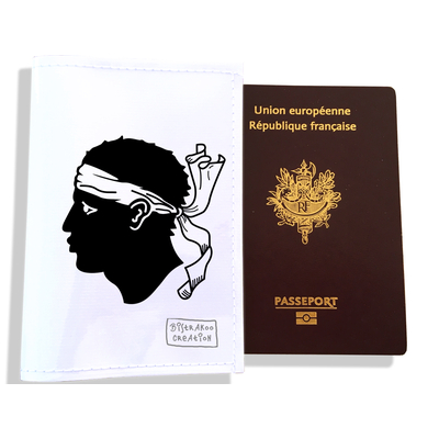 Protège passeport Drapeau PP1801-2019
