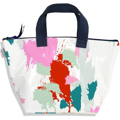 Sac à main zippé pour fille Taches Peinture multicolores SPM6001-2019