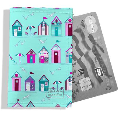 Porte-carte bancaire femme PC5107