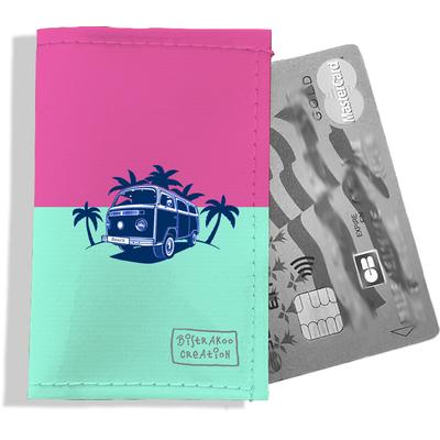 Porte-carte bancaire femme PC5128