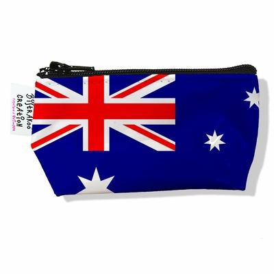 Porte-monnaie bourse pour garçon Drapeau de l'Australie