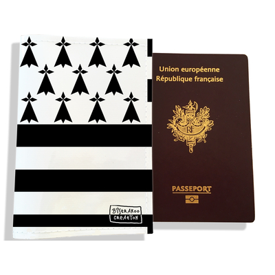 Protège passeport Drapeau PP1935-2019