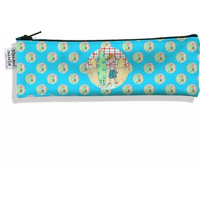 Trousse à brosse à dents Coloris bleu motif enfant Garçon D793