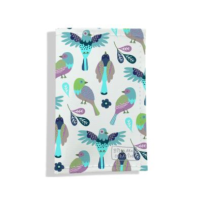 Porte carte grise pour femme Oiseaux PCG6028