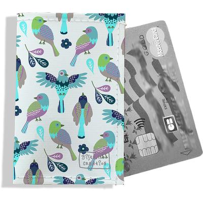 Porte-carte bancaire femme Oiseaux PCB6028