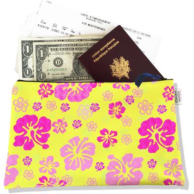 Pochette voyage, porte documents PV5058