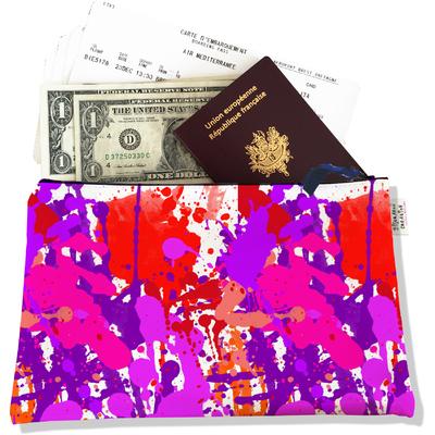 Pochette voyage, porte documents Bistrakoo PV2562