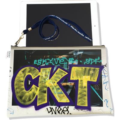 Housse pour tablette Street art HT6021
