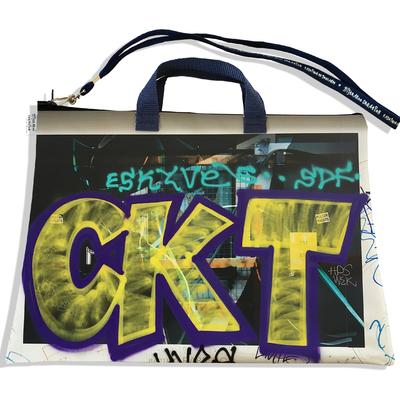 Sacoche ordinateur portable 11 & 13 pouces Street art SOP6021