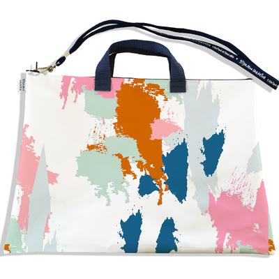 Sacoche ordinateur portable 11 & 13 pouces Taches Peinture multicolores SOP6013