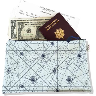 Pochette voyage , porte documents PV2143