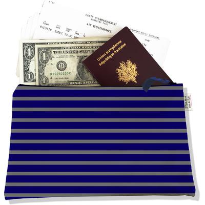 Pochette voyage , porte documents PV2174