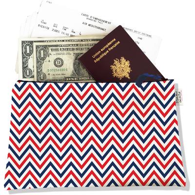 Pochette voyage , porte documents PV2125
